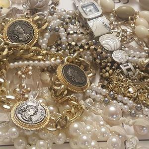 Custom jewelry lot